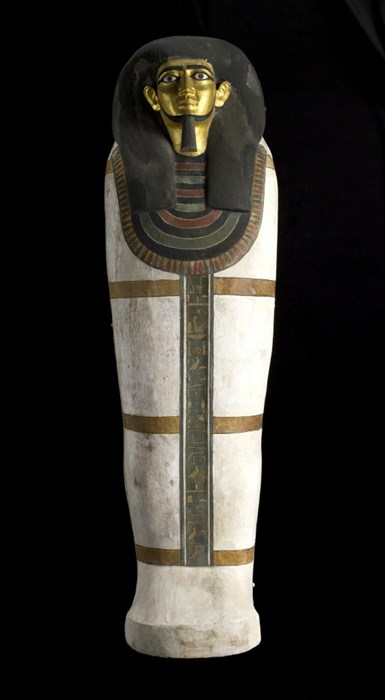 the egyptian coffin after burial Egyptian burial is the common term for the ancient egyptian funerary rituals concerning death and the soul' s  the coffin, or sarcophagus, was.