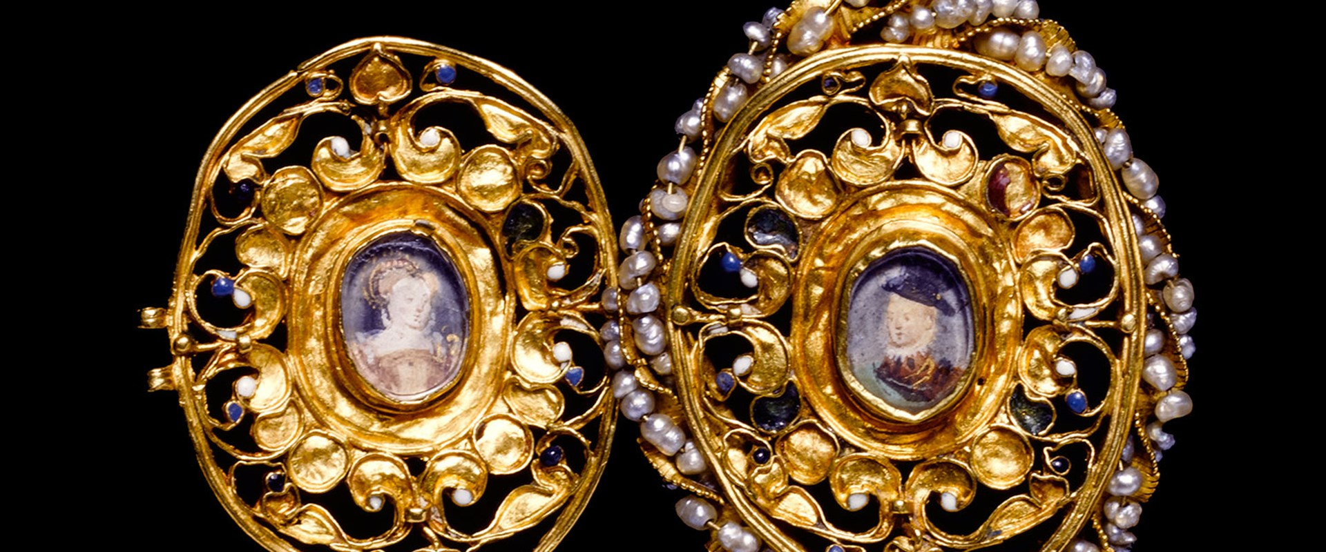 Objects Associated With Mary Queen Of Scots