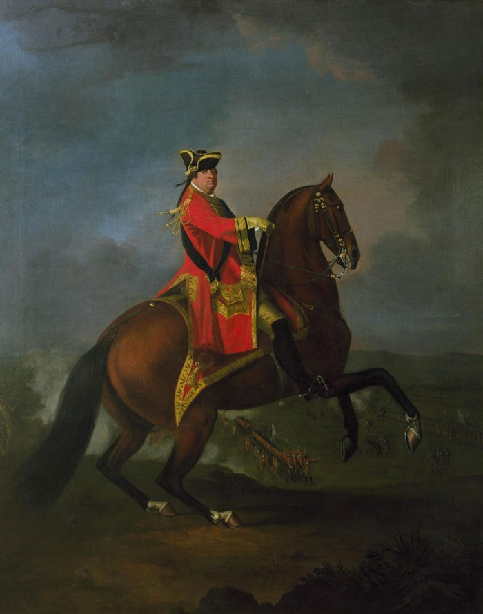 Portrait of the Duke of Cumberland