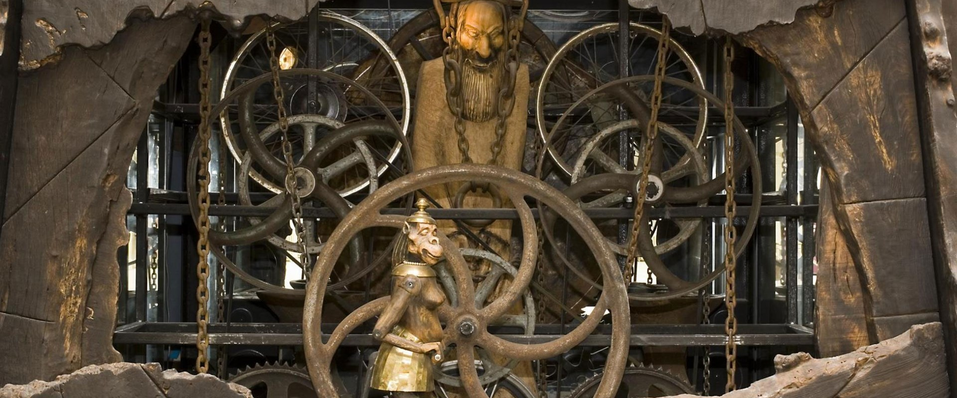 Glockenheim Clock Germany |