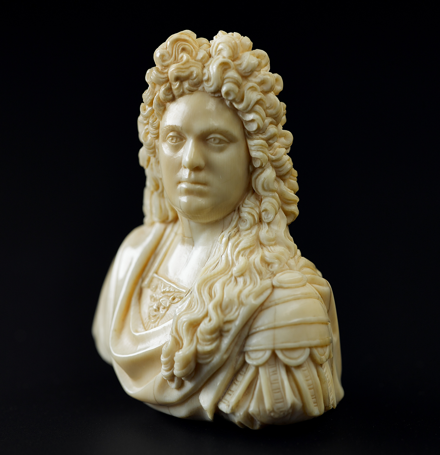 Portrait bust of John Mackenzie, 2nd Earl of Cromartie (1656-1731)