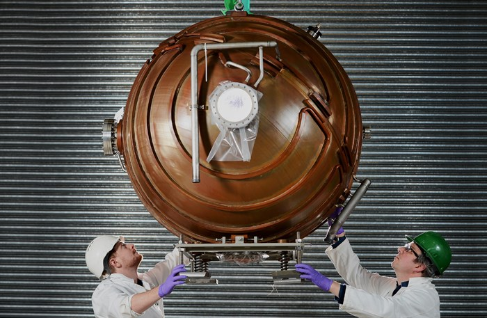 Copper accelerator unveiled at NMS