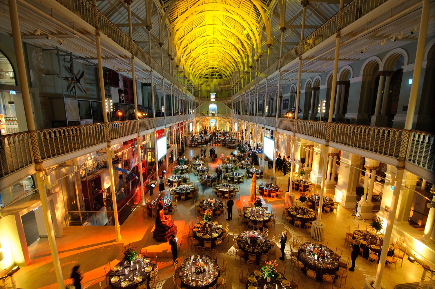 Venue Hire At National Museum Of Scotland